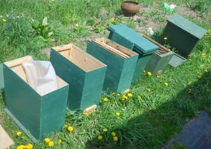 переносные ящики