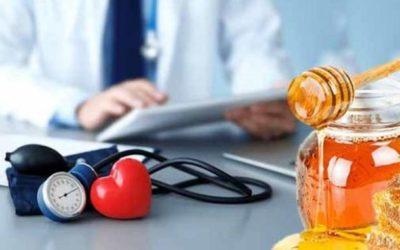 Особенности лечения гипертонии медом