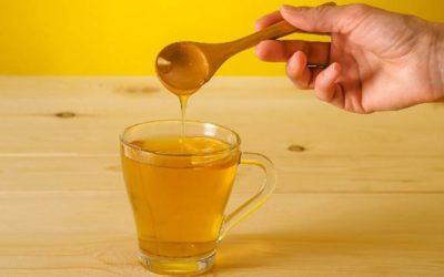 Для чего и как пьют воду с медом