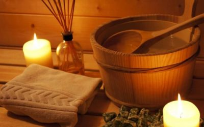 Как применять мед в бане