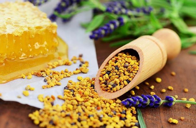 Есть ли разница между пчелиной и цветочной пыльцой? О пыльце пчел (обножке)