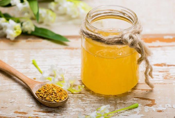 Способы хранения пчелиной пыльцы (обножки)