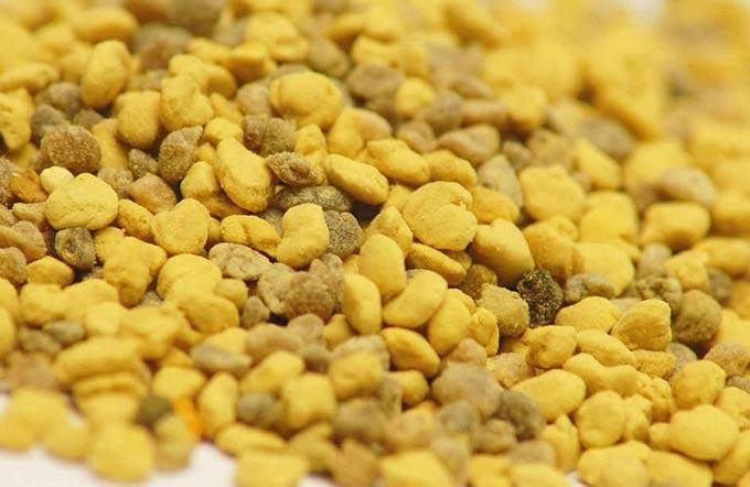 Что содержится в пчелиной пыльце?
